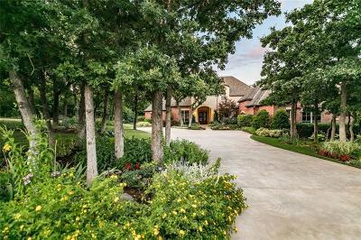 Edmond Single Family Home For Sale: 1400 Hidden Lake Drive