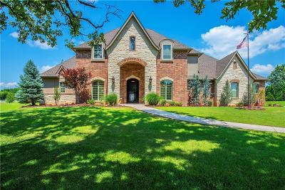 Norman Single Family Home For Sale: 1251 Wandering Oaks Lane