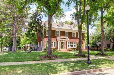 Oklahoma City Single Family Home For Sale: 1223 NW 20th Street