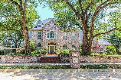 Norman Single Family Home For Sale: 2917 Castlewood Drive