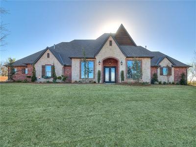 Norman Single Family Home For Sale: 5429 Auburn Drive
