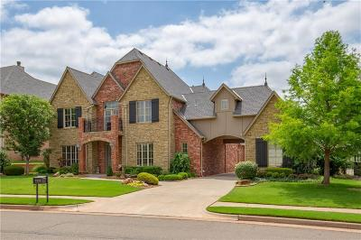 Edmond Single Family Home For Sale: 3408 NW 172 Terrace