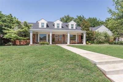 Oklahoma City Single Family Home For Sale: 3201 Quail Creek Road