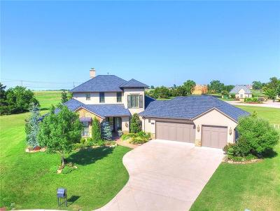Edmond Single Family Home For Sale: 6716 Legacy