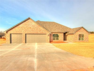 Guthrie Single Family Home For Sale: 9115 Melissa Court
