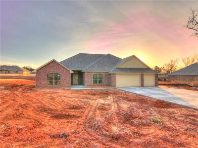 Guthrie Single Family Home For Sale: 9110 S Pine Street