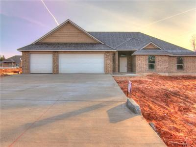 Guthrie Single Family Home For Sale: 9160 S Pine Street