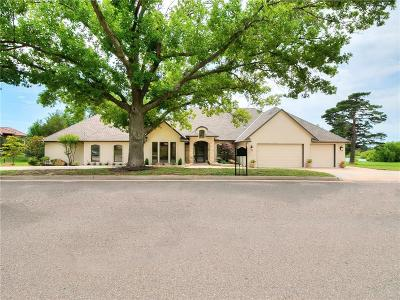 Edmond Single Family Home For Sale: 15524 Laguna Drive