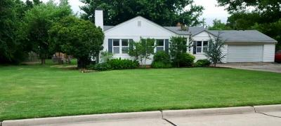 Warr Acres Single Family Home For Sale: 4613 N Norman