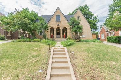 Oklahoma City Single Family Home For Sale: 236 Edgemere Court