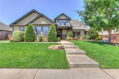 Edmond Single Family Home For Sale: 2341 Wellington Way
