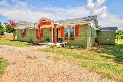 Moore Single Family Home For Sale: 4120 SE 112th St