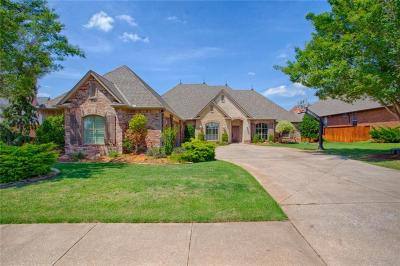 Edmond Single Family Home For Sale: 16724 Rainwater Trail