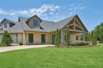 Oklahoma City Single Family Home For Sale: 7315 N Country Club Drive