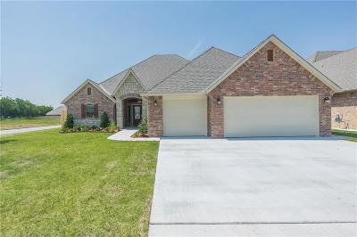Moore Single Family Home For Sale: 1900 Carmona Lakes Drive