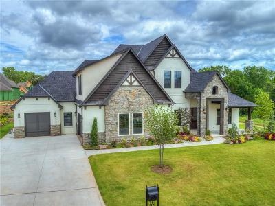 Edmond Single Family Home For Sale: 8301 Ridge Creek Road