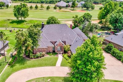 Edmond Single Family Home For Sale: 404 Country Club Terrace
