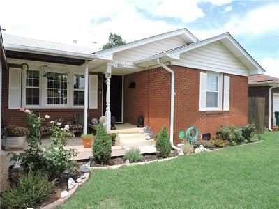 Oklahoma City OK Single Family Home For Sale: $112,000