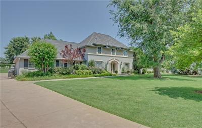 Oklahoma City Single Family Home For Sale: 6601 NW Grand Boulevard