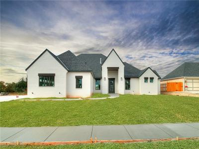 Edmond Single Family Home For Sale: 5325 Shades Bridge