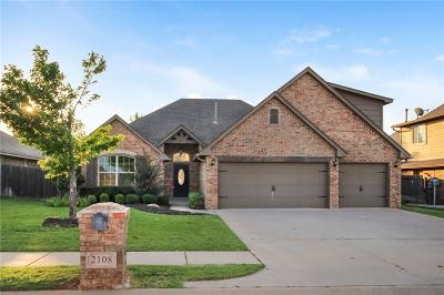 Edmond Single Family Home For Sale: 2108 Kendal Court