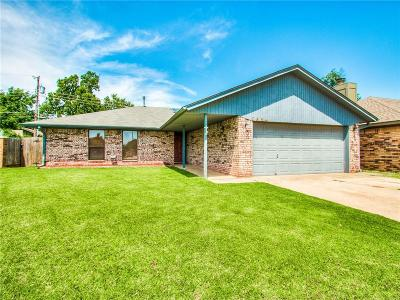 Bethany Single Family Home For Sale: 6824 N.w. 24th Cir.