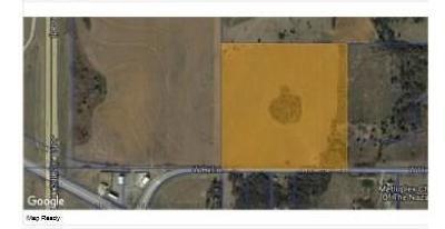 Residential Lots & Land For Sale: 0000 W Hefner Rd