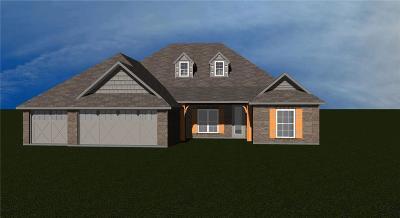 Moore Single Family Home Pending: 3925 Carmona Lakes Drive