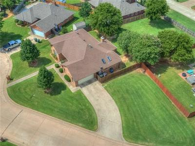 Midwest City Single Family Home For Sale: 1901 Honeysuckle