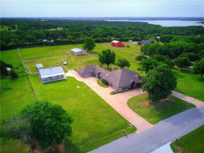Edmond Single Family Home For Sale: 16 N Filly Lane