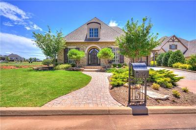 Edmond Single Family Home For Sale: 3104 NW 157th Street