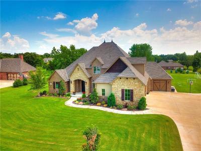 Edmond Single Family Home For Sale: 2522 Labelle Rue