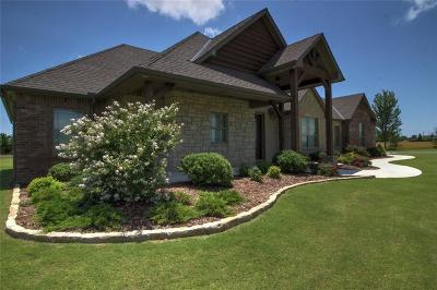 Goldsby Single Family Home For Sale: 190 Red Oak Road