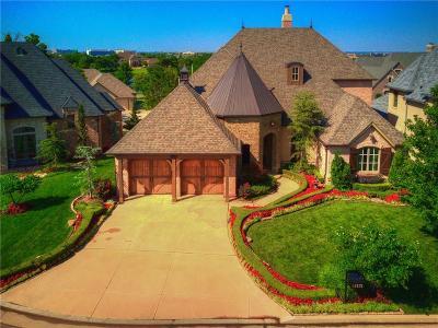 Edmond Single Family Home For Sale: 15613 Via Sierra