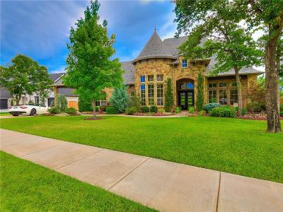 Edmond Single Family Home For Sale: 5000 Shades Bridge Road