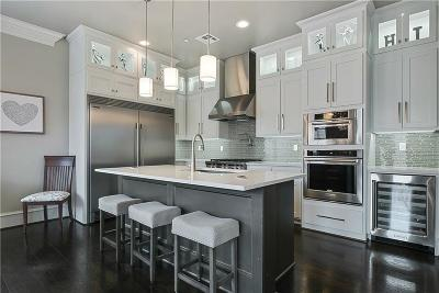 Oklahoma City Condo/Townhouse For Sale: 119 N Geary Circle