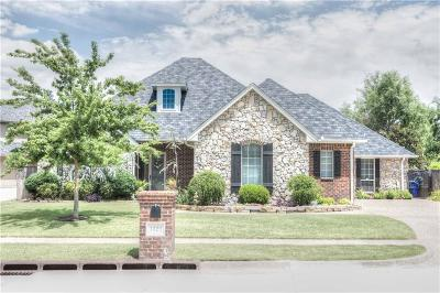 Norman Single Family Home For Sale: 1829 Danfield