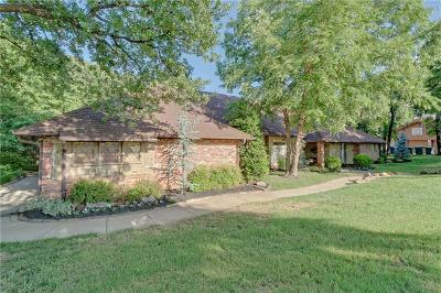 Edmond Single Family Home For Sale: 2900 Cactus Drive