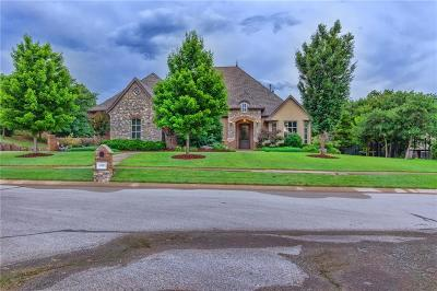 Edmond Single Family Home For Sale: 10401 Timber Valley Drive