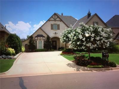 Edmond Single Family Home For Sale: 3108 NW 157th