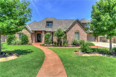 Edmond Single Family Home For Sale: 3217 York Drive
