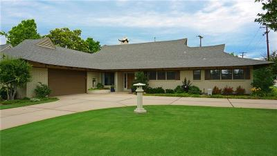 Oklahoma City Single Family Home For Sale: 1301 Westchester Drive
