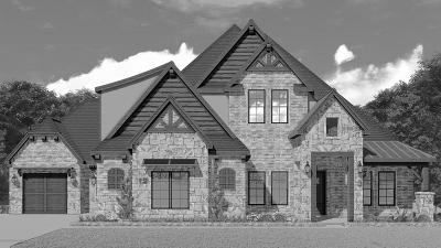 Edmond Single Family Home For Sale: 8301 Grass Creek Drive