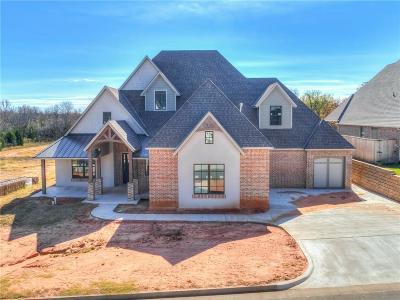 Edmond Single Family Home For Sale: 8300 Ridge Creek Road