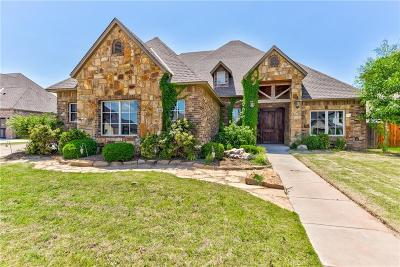 Edmond Single Family Home For Sale: 15301 Kestral Lake Drive