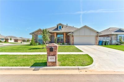 Midwest City Single Family Home For Sale: 10516 SE 25th Street