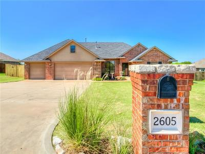 Piedmont Single Family Home For Sale: 2605 Silver Crossings Circle
