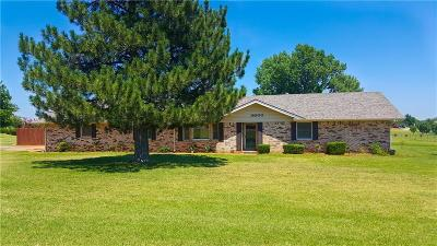 Piedmont Single Family Home For Sale: 18900 N County Line Road