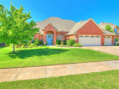 Norman Single Family Home For Sale: 4809 Wellman Drive