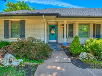 Oklahoma City Single Family Home For Sale: 2608 NW 69th Street